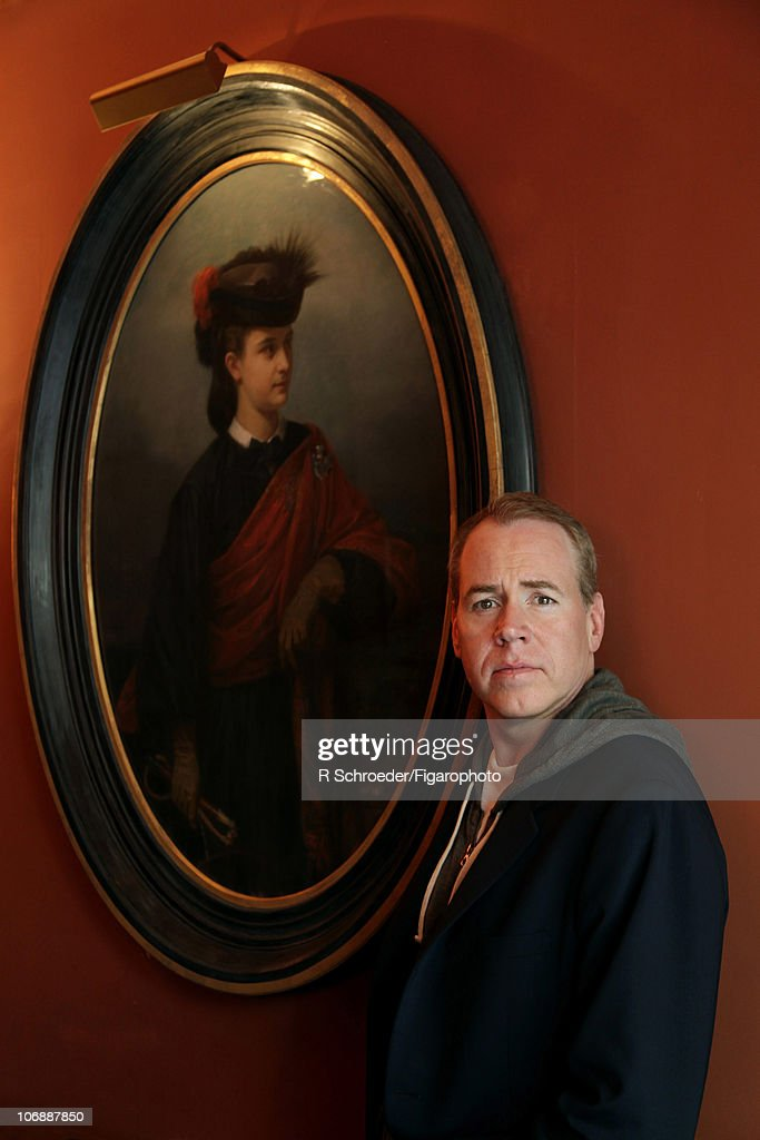 Bret Easton Ellis, Madame Figaro, October 9, 2010