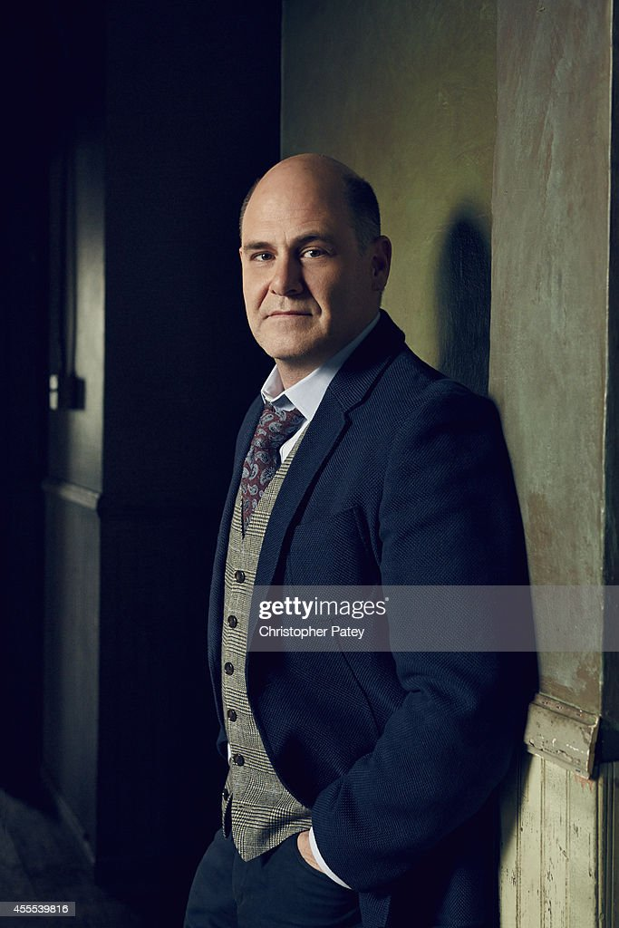 Matthew Weiner, The Hollywood Reporter, May 12, 2014