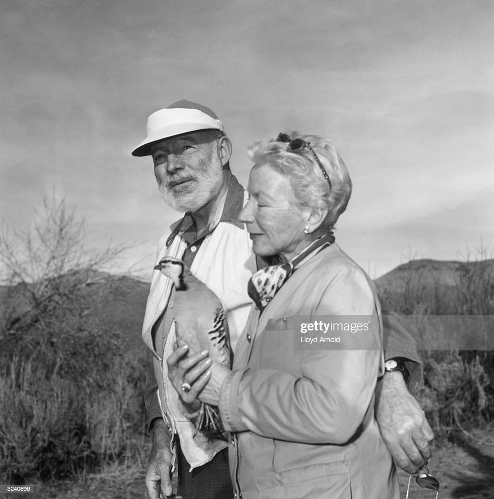 Ernest And Mary : News Photo