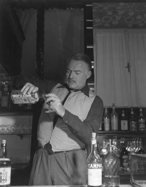 Bartendering