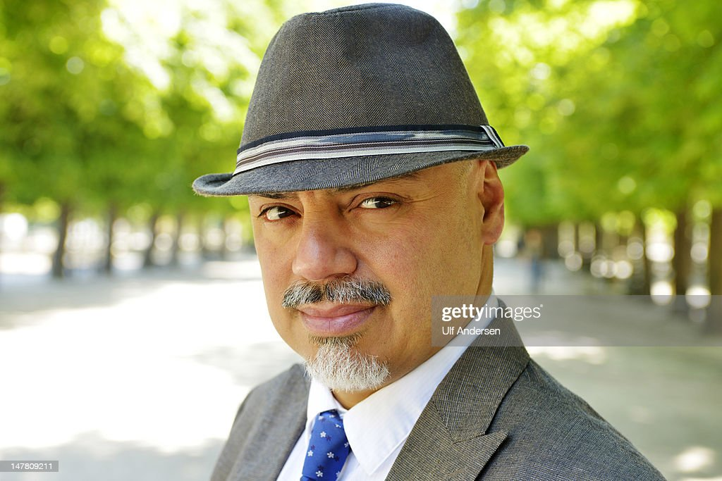 PARIS, FRANCE - JULY 2. American writer Hector Tobar poses during a portrait session held on July 2, 2012 in Paris, France.