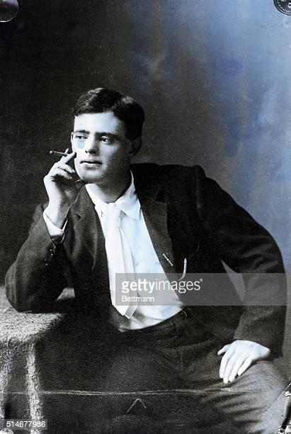 American Writer Jack London