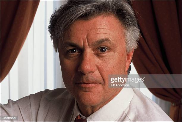 American writer John Irving poses on May 152009 in ParisFrance
