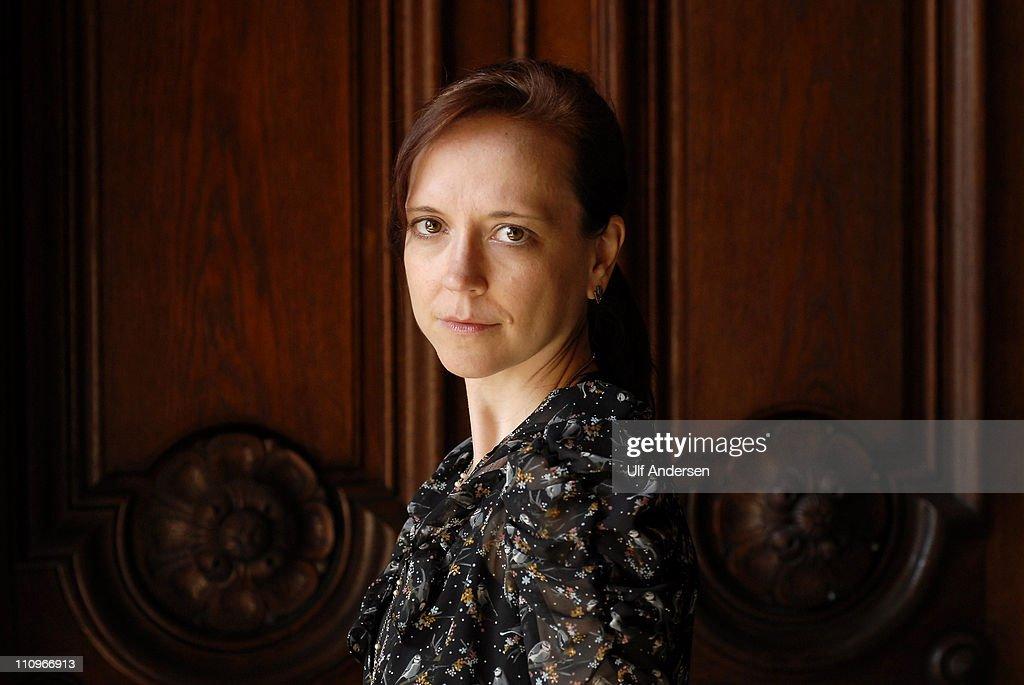 Megan Abbott Portrait Session : Nieuwsfoto's