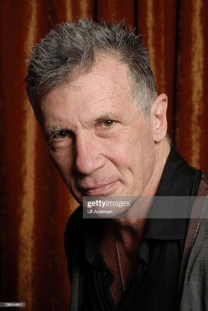 American writer Michael Cunningham poses during a portrait session held on January 30, 2012 in Paris, France.