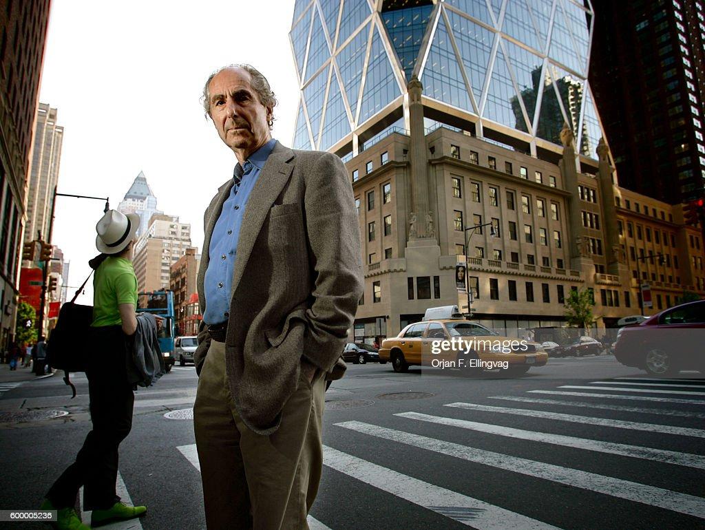USA - Authors - Philip Milton Roth : Foto di attualità