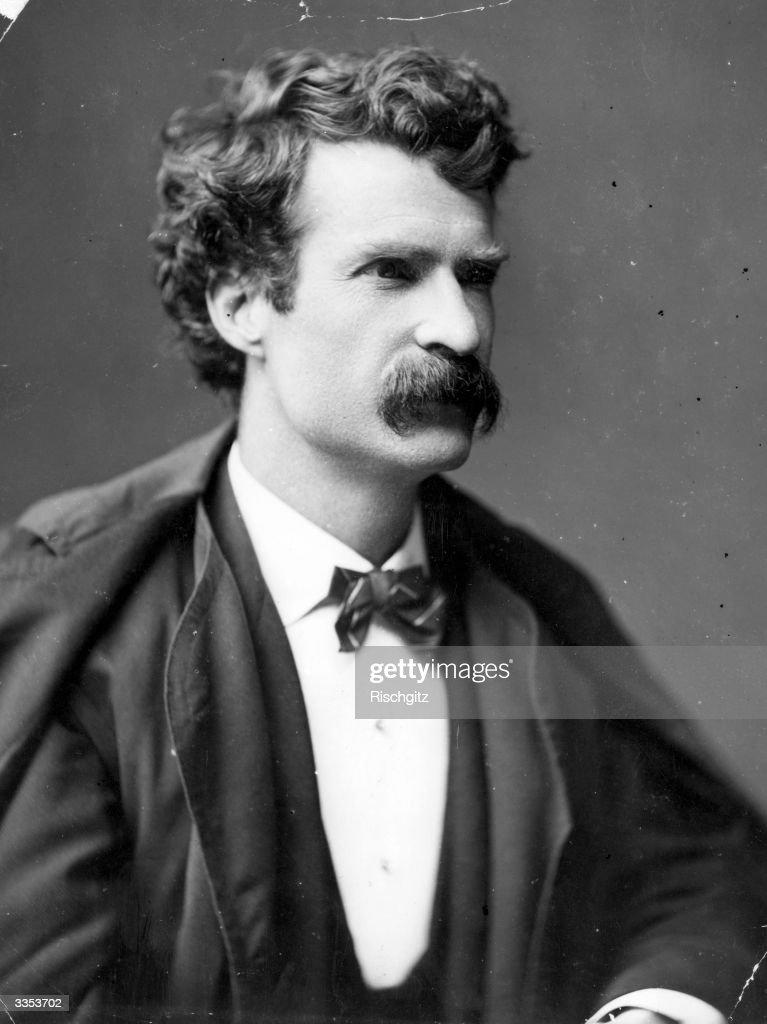 100 yrs Since The Death of American Author Mark Twain