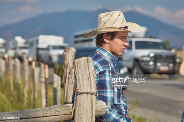 Cowboy Stock Photos And Pictures Getty Images