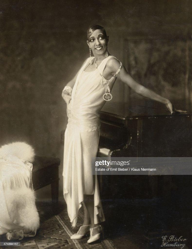 Josephine Baker : News Photo