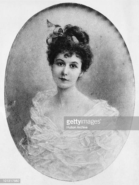 Americanborn heiress Mary Goelet Duchess of Roxburghe circa 1890