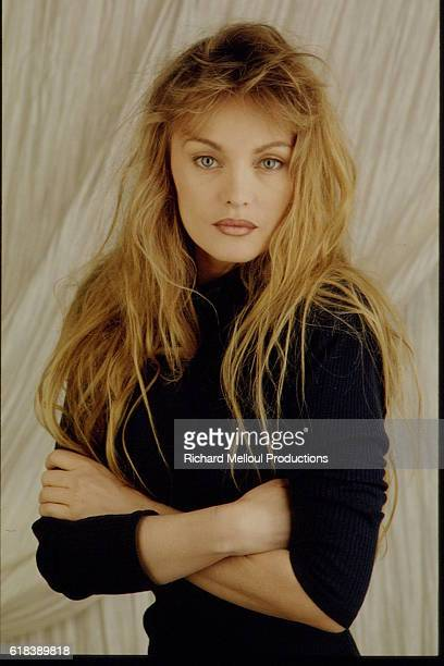 American-French Actress Arielle Dombasle