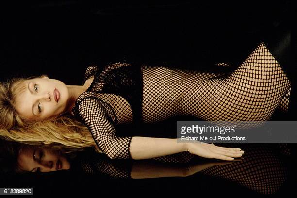 AmericanFrench Actress Arielle Dombasle