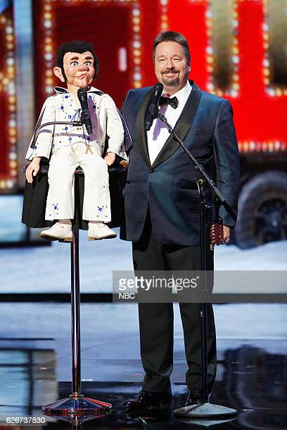 S GOT TALENT 'Americas Got Talent Holiday Spectacular' Pictured Terry Fator