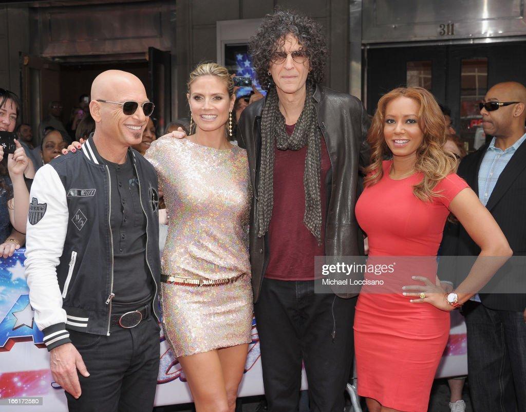 """America's Got Talent"" Season 8 Meet The Judges Red Carpet Event"