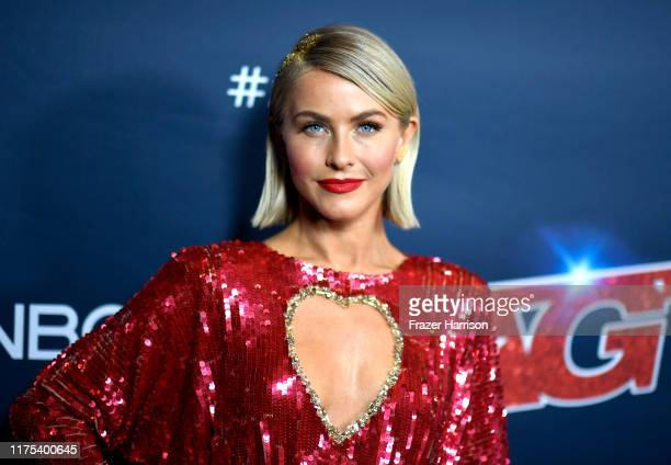 America's Got Talent Season 14 Live Show Red Carpet at Dolby Theatre on September 17 2019 in Hollywood California