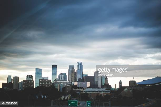 America's Heartland- Minneapolis Skyline