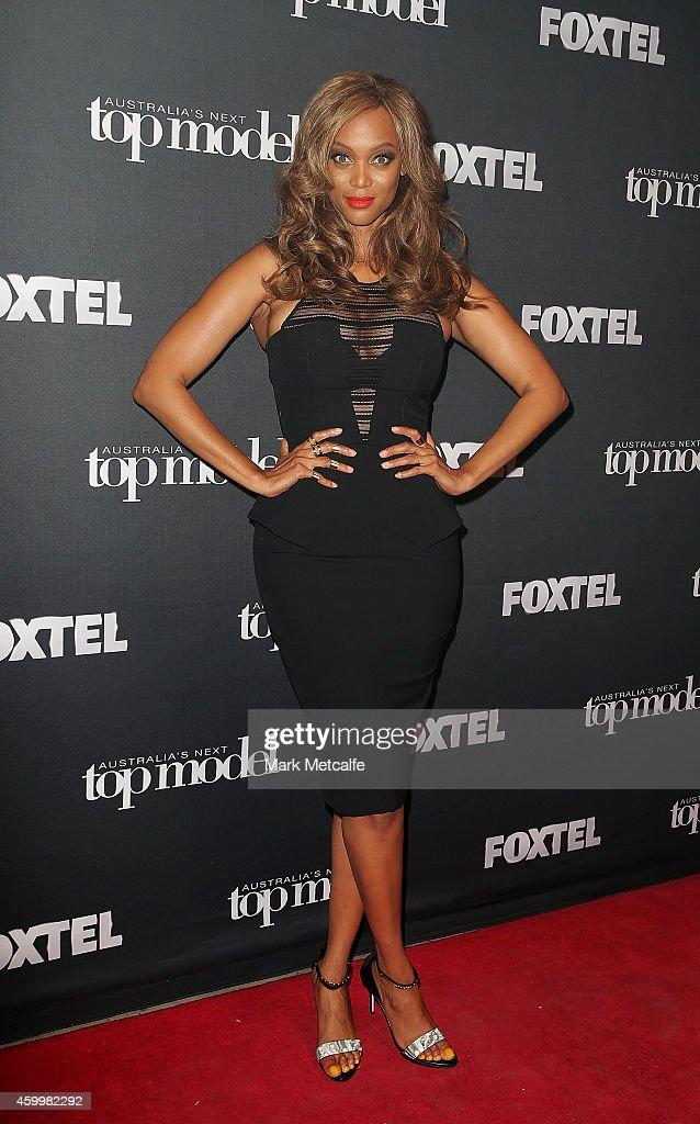 Australia's Next Top Model Welcomes Tyra Banks