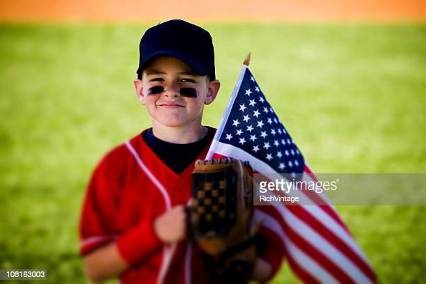 america's pastime - eye black stock photos and pictures