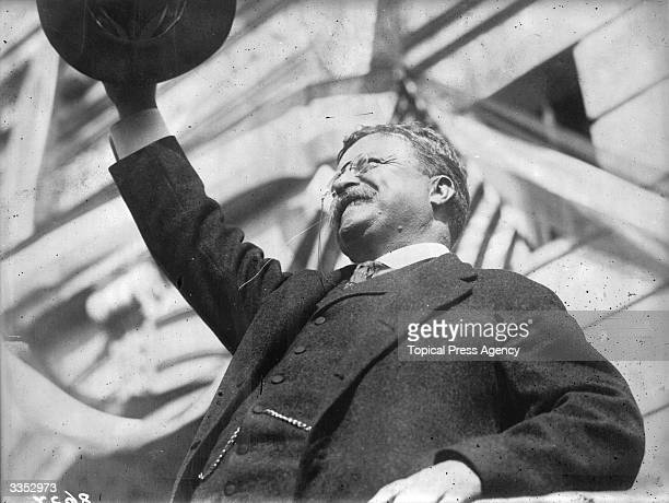 America's youngest president Theodore Roosevelt who succeeded William McKinley after his assassination Roosevelt was a popular leader and the first...