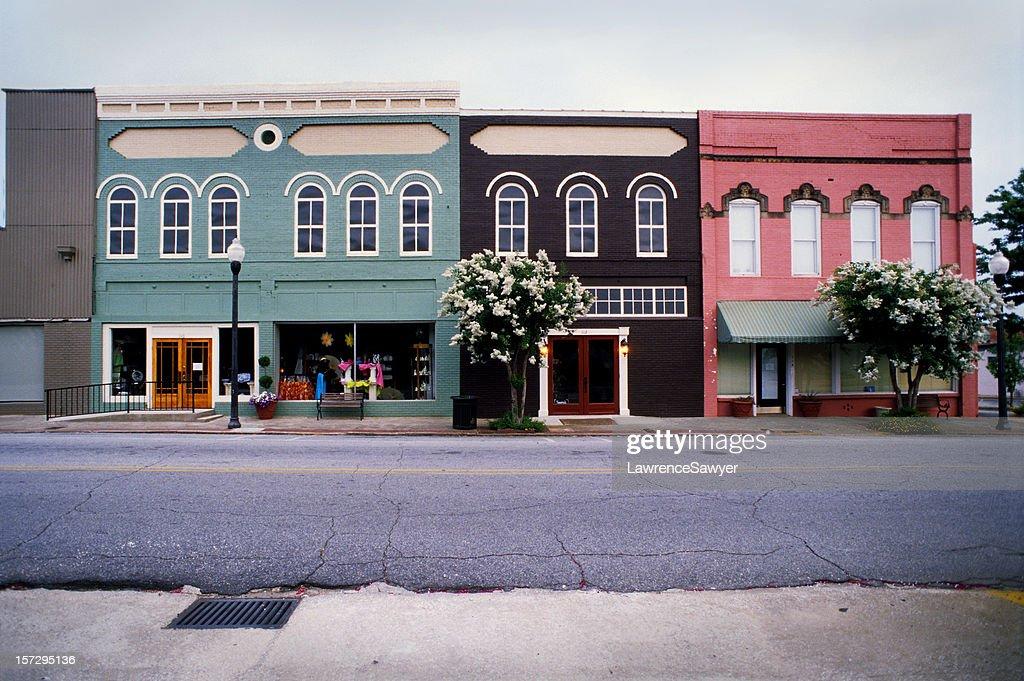 Americus, Georgia, USA : Stock Photo