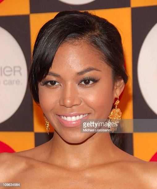 Amerie during Entertainment Weekly Magazine Celebrates the 'EW 100' Must List at Gotham Hall in New York City New York United States