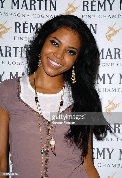 Amerie during Remy Martin Hosts Amerie After Party August 10 2005 at Inside Night Club in Toronto Ontario Canada