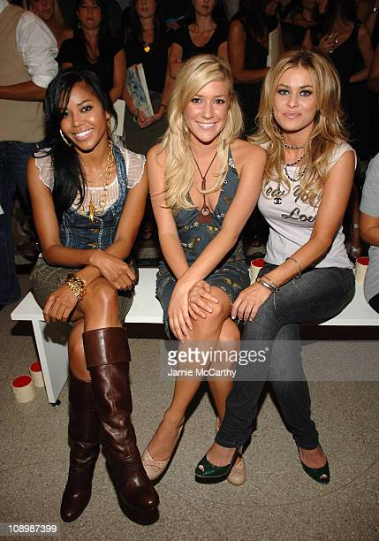 Amerie Kristin Cavallari and Carmen Electra *EXCLUSIVE*
