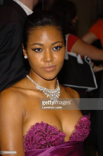 Amerie Rogers during First Daughter New York Premiere Arrivals at Clearview Chelsea West in New York City New York United States