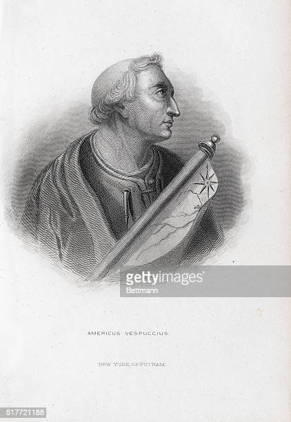 Amerigo Vespucci Italian navigator and explorer involved in several early voyages to New World Navigator of expedition of Ojeda that first discovered...