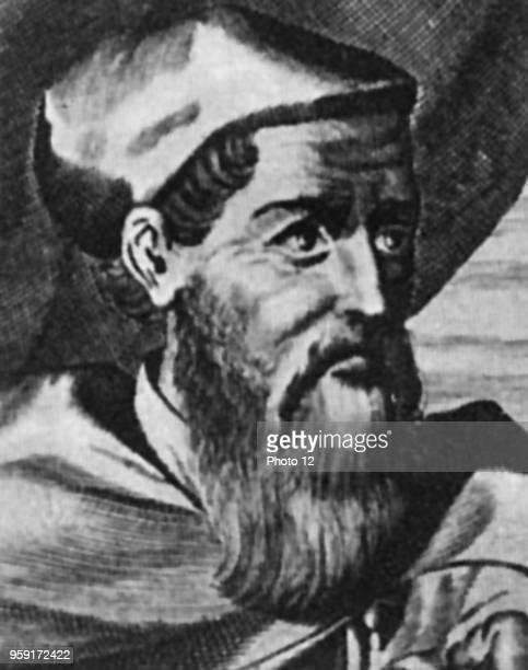 Amerigo Vespucci Italian navigator