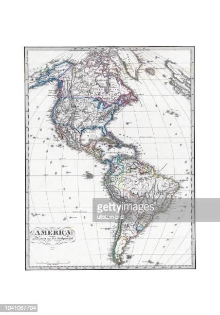 Hand Atlas über alle Theile der Erde und über das Weltgebäude Herausgegeben von Adolf Stieler Bei Justus Perthes Gotha 1875