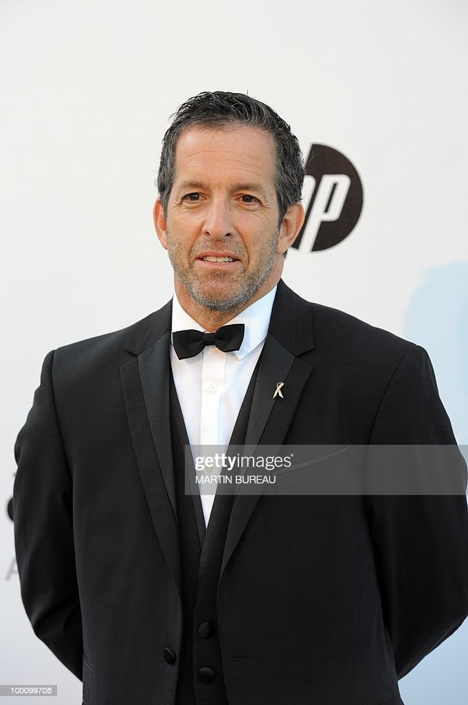 amfAR chairman Kenneth Cole arrives at a