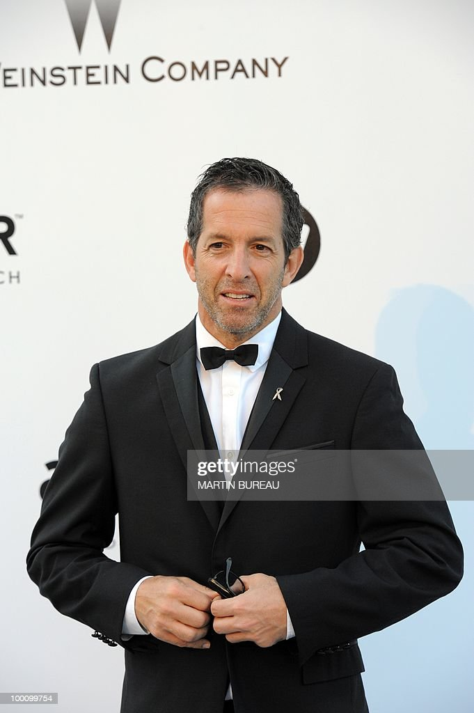 amfAR chairman Kenneth Cole arrives at amfAR's Cinema Against Aids 2010 benefit gala on May 20, 2010 in Antibes, southeastern France.