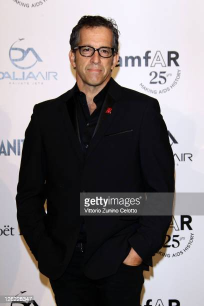 amfAR Chairman Kenneth Cole attend amfAR MILANO 2011 at La Permanente on September 23 2011 in Milan Italy