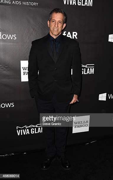 amfAR Chairman Kenneth Cole attends amfAR LA Inspiration Gala honoring Tom Ford at Milk Studios on October 29 2014 in Hollywood California