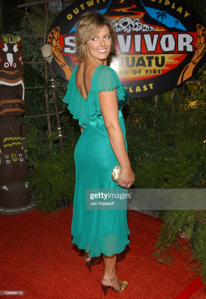 """Survivor: Vanuatu - Islands Of Fire"" Finale Party : News Photo"