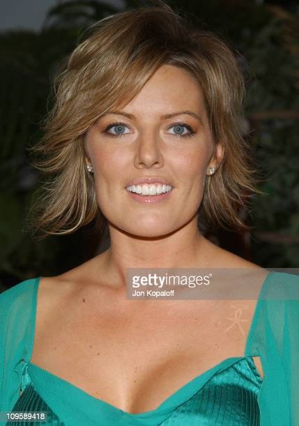 Ami Cusack during Survivor Vanuatu Islands Of Fire Finale Party at CBS Television City in Los Angeles California United States