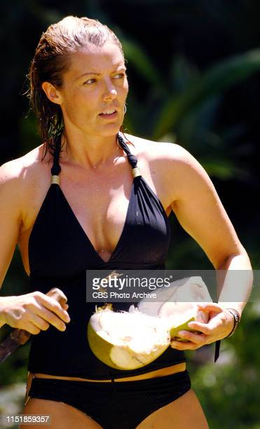 Ami Cusack during the first episode of Survivor Micronesia Fans vs Favorites