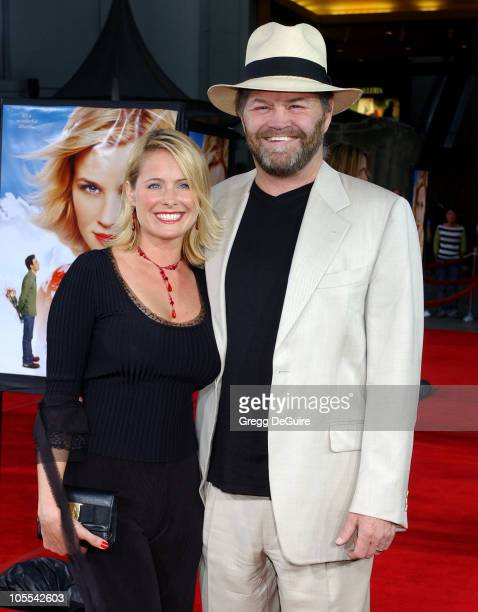 Ami Dolenz and Micky Dolenz during 'Just Like Heaven' Los Angeles Premiere Arrivals at Grauman's Chinese Theatre in Hollywood California United States