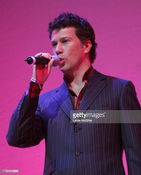Amici Forever during Amici in Concert at Cadogan Hall in London October 25 2005 at Cadogan Hall in London Great Britain