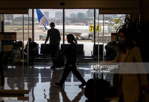 Amid a busy getaway travel day for the Memorial Day weekend and the first holiday since coronavirus pandemic restrictions have been relaxed,...