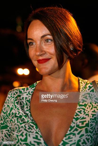 Amie Stoppard attends the Opening Night party during the Toronto International Film Festival 2007 held at Liberty Grand on September 6 2007 in...