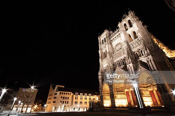 Amiens Cathedrale Notre Dame