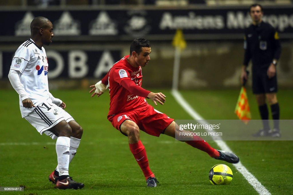 Amiens SC v Montpellier Herault SC - Ligue 1