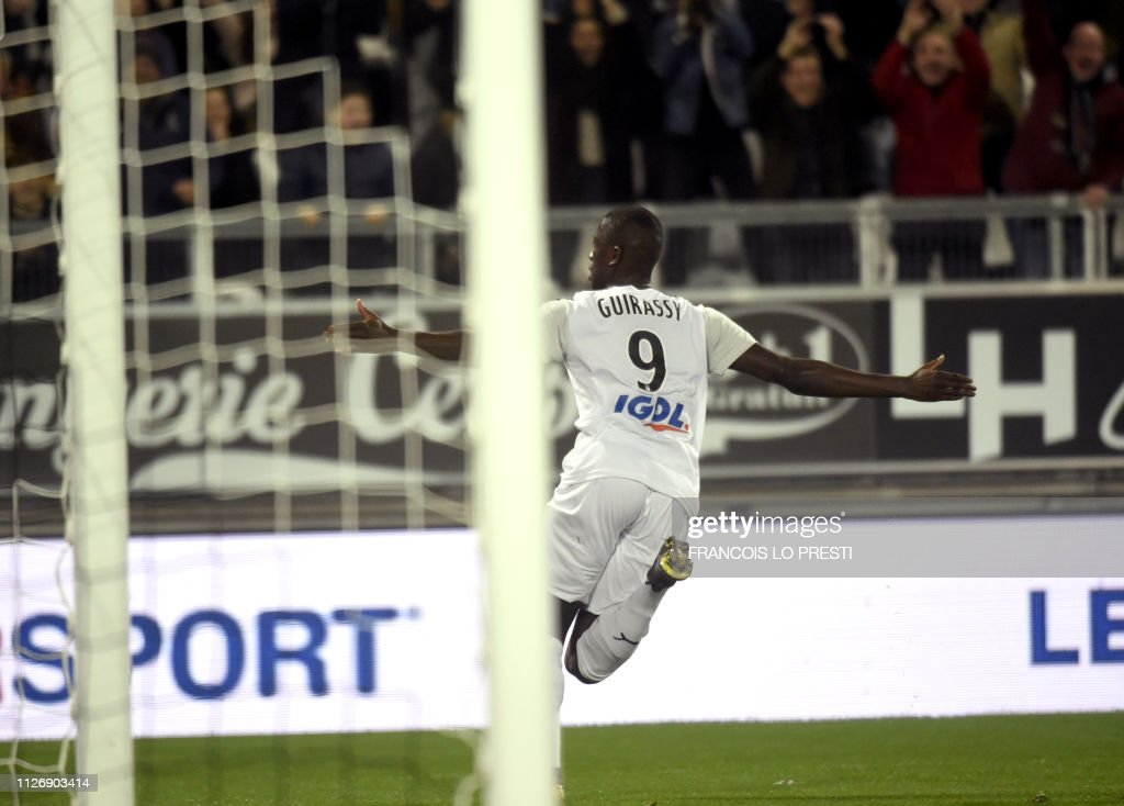 FBL-FRA-LIGUE1-AMIENS-NICE : News Photo