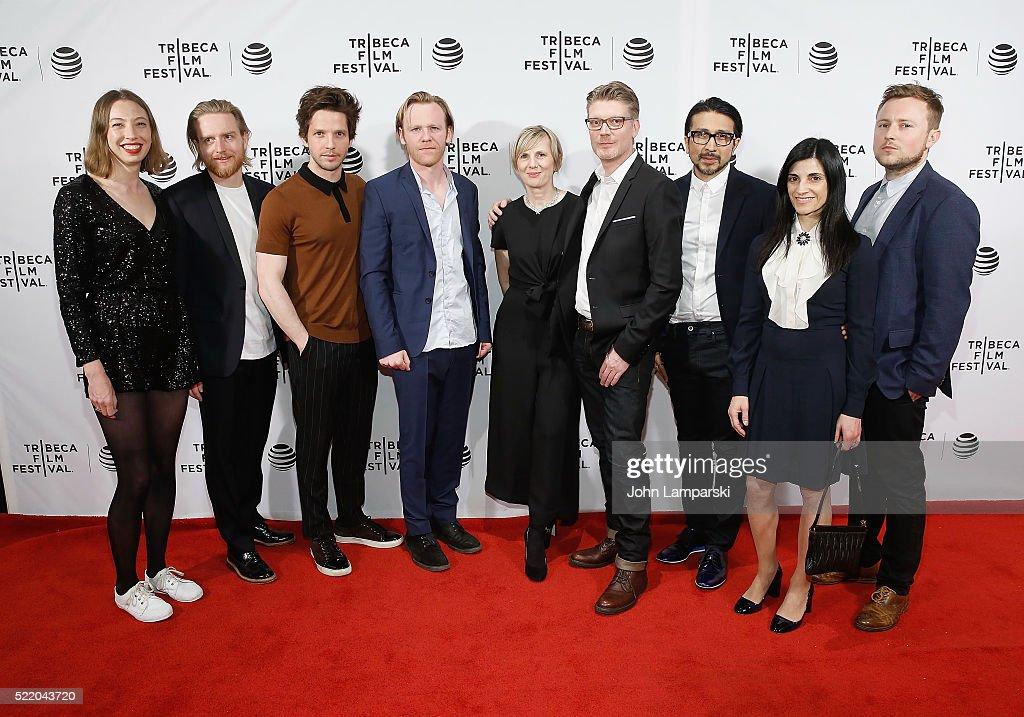 """""""Tiger Raid"""" Premiere - 2016 Tribeca Film Festival : Foto di attualità"""