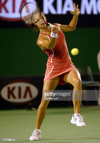 Amilie Mauresmo claims 2006 Australian Open title when at 6-1 2-0 when Justine Henin-Hardenne informed the chair umpire she could not go on....