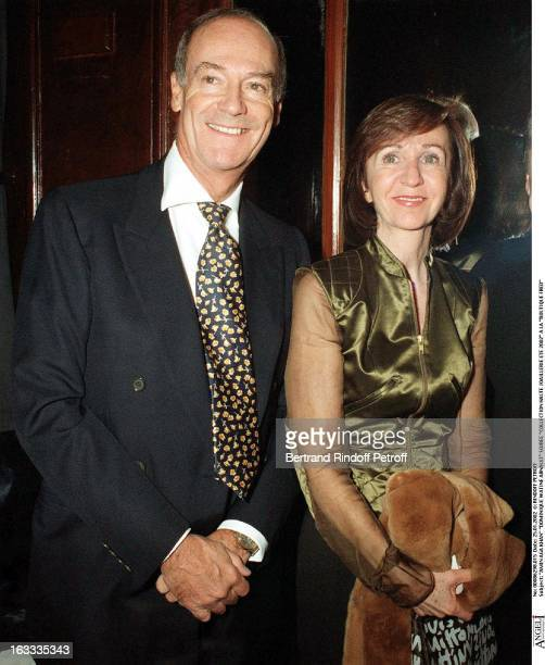 Amin Aga Khan Dominique Watine Arnault party fine jewelry collection summer 2002 at the store Boutique Fred