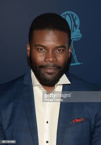 Amin Joseph attends the 20th Century Fox 2018 LA Screenings Gala at Fox Studio Lot on May 24 2018 in Century City California
