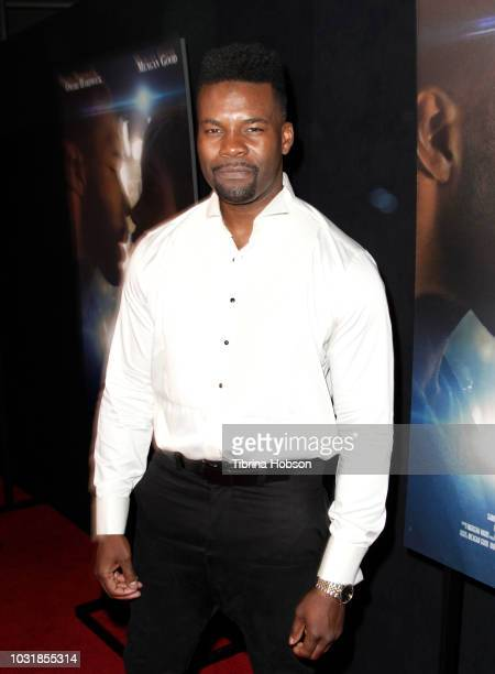 Amin Joseph attends the Premiere Of A Boy A Girl A Dream' at ArcLight Hollywood on September 11 2018 in Hollywood California
